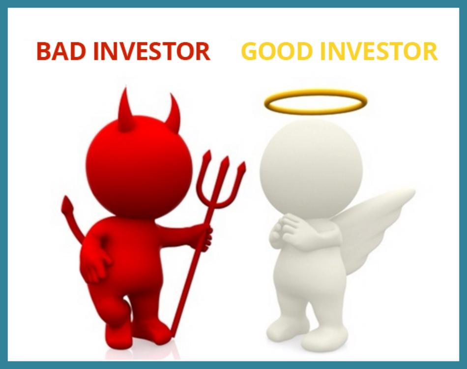 Say No To An Investor